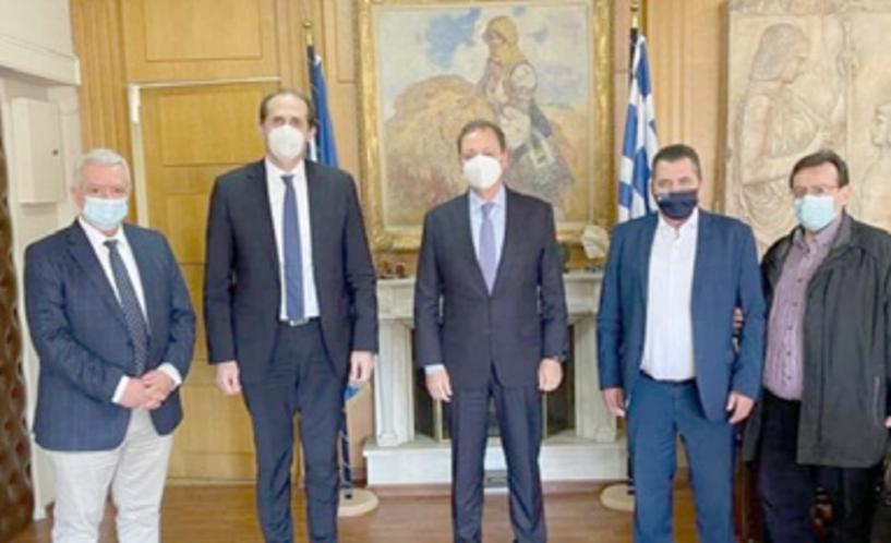 Απόστολος Βεσυρόπουλος: «Ανανεώνεται η παραχώρηση αγροτικών εκτάσεων του Έλους Κλειδίου στους αγρότες»
