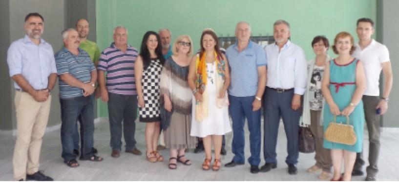 Παροδόθηκαν τα κλειδιά  του νέου σχολείου στα Γιοτζαλίκια
