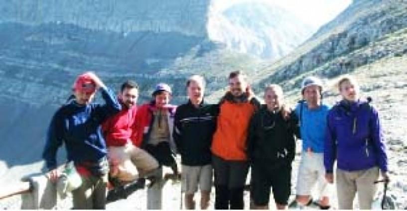 Στον Όλυμπο, με τους Ορειβάτες Βέροιας