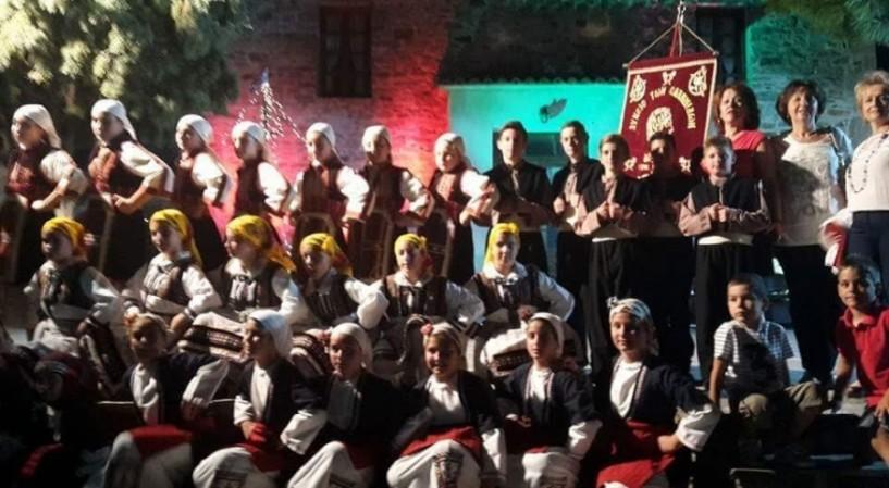 Έναρξη μαθημάτων Παραδοσιακού χορού από το Λύκειο των Ελληνίδων Βέροιας