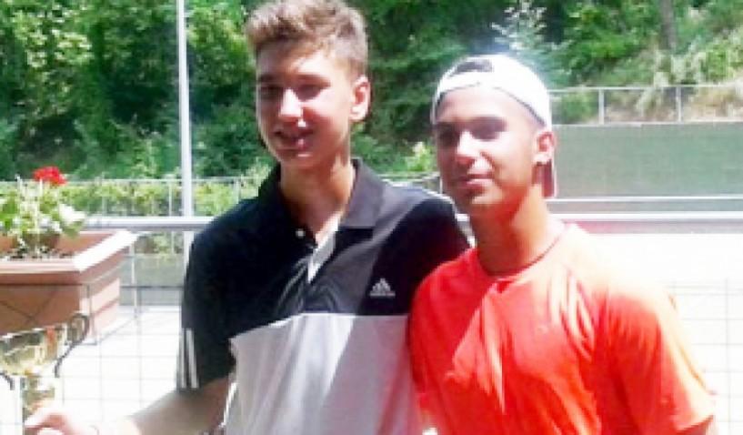Τένις - Σπουδαίες επιτυχίες από Γιάννη και Δημοσθένη Ταραμονλή