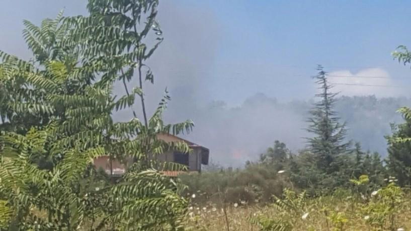 Δηλώσεις ζημιάς από τη φωτιά στη Βέροια