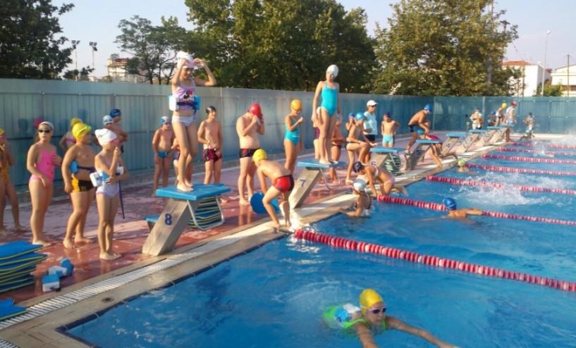 Ανοίγει το Δημοτικό Κολυμβητήριο στην Αλεξάνδρεια - Έναρξη εγγραφών