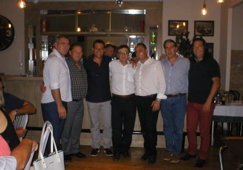 Δεν ξεχνάει τα Τρίκαλα και τους παιδικούς φίλους ο πρωταθλητής Ευρώπης με την ΤΣΣΚΑ Δημήτρης Ιτούδης