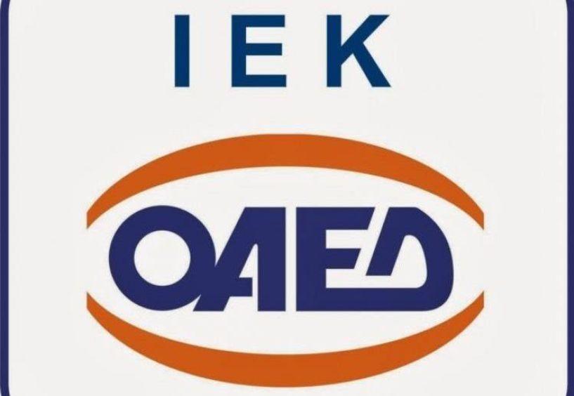 Οι ειδικότητες στα ΙΕΚ του ΟΑΕΔ Βέροιας