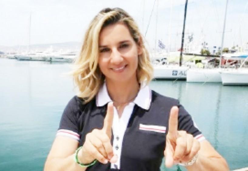 Πρώτη σημαιοφόρος στο Ρίο η Σοφία Μπεκατώρου