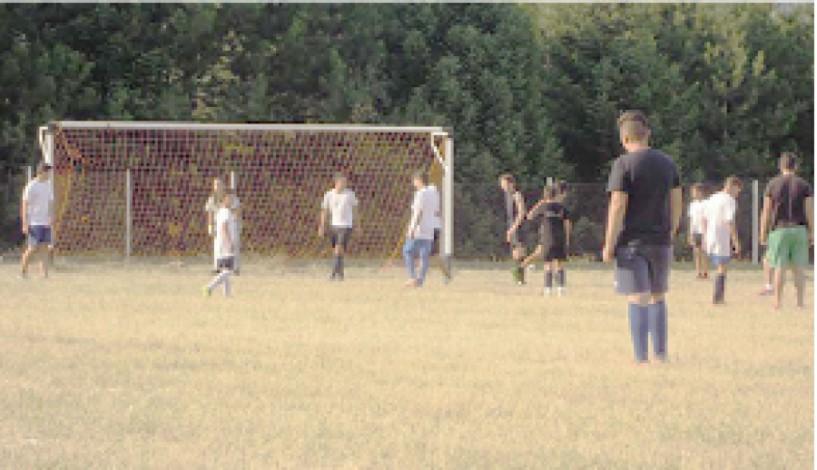 Οι νεαροί Ξηρολιβαδιώτες ποδοσφαιριστές κέρδισαν  και στη Κουμαριά με 2-0