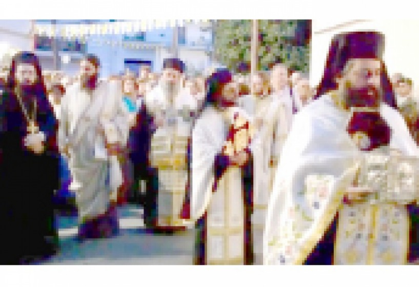 Τον Πολιούχο της Όσιο Θεοφάνη τίμησε η Νάουσα