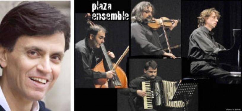 Την Παρασκευή 2 Σεπτεμβρίου «Secret concert», με τους  Plaza Ensemble και τον  Μανώλη Χατζημανώλη  στο δημοτικό θέατρο Νάουσας