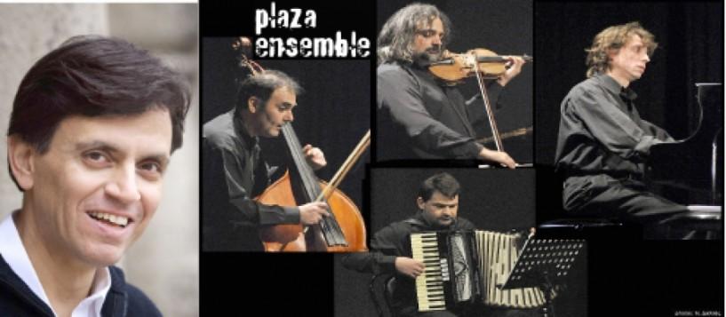 Aύριο Παρασκευή 2 Σεπτεμβρίου «Secret concert», με τους Plaza Ensemble και τον Μανώλη Χατζημανώλη  στο δημοτικό θέατρο Νάουσας