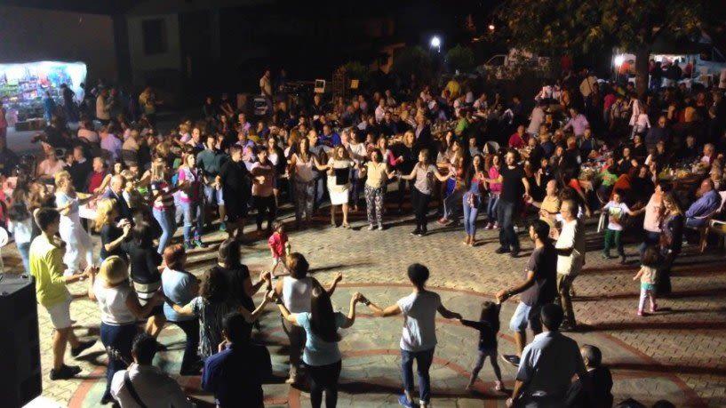 Εκδηλώσεις από από τον Πολιτιστικός Σύλλογος Κουμαριάς «Η ΝΤΟΛΙΑΝΗ» - Στα πλαίσια του εορτασμού «Το Γενέσιο της Θεοτόκου»