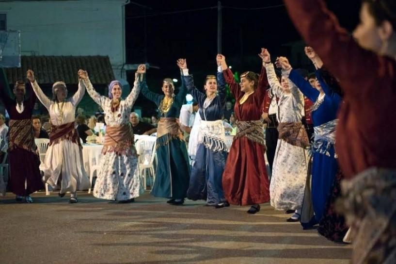 Τρεις λύρες, τρεις πολιτισμοί παντρεύτηκαν στη μακεδονική γη, στη 2η Γιορτή Γης της Ευξείνου Λέσχης Χαρίεσσας!