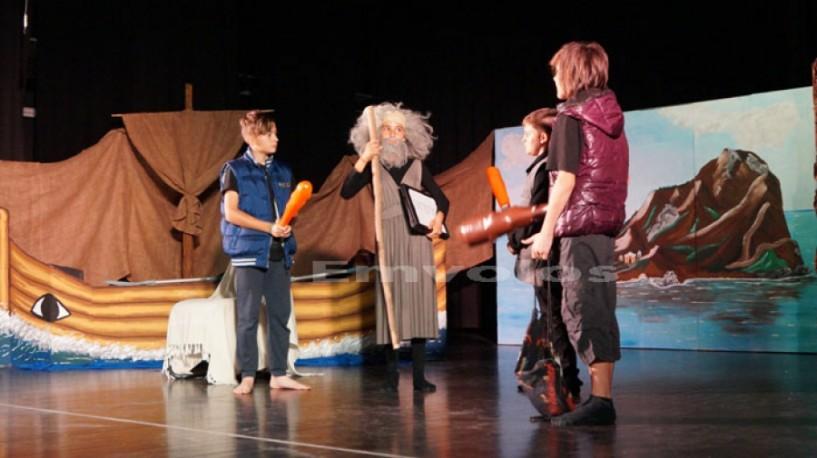 Το νέο πρόγραμμα της ΄Εβδομάδας Θεάτρου΄ στην Αλεξάνδρεια
