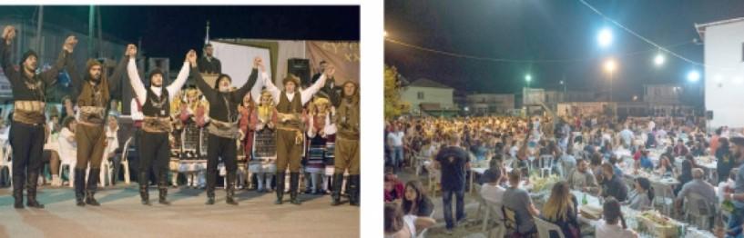 Τρεις λύρες, τρεις πολιτισμοί στη 2η Γιορτή Γης της Ευξείνου Λέσχης Χαρίεσσας