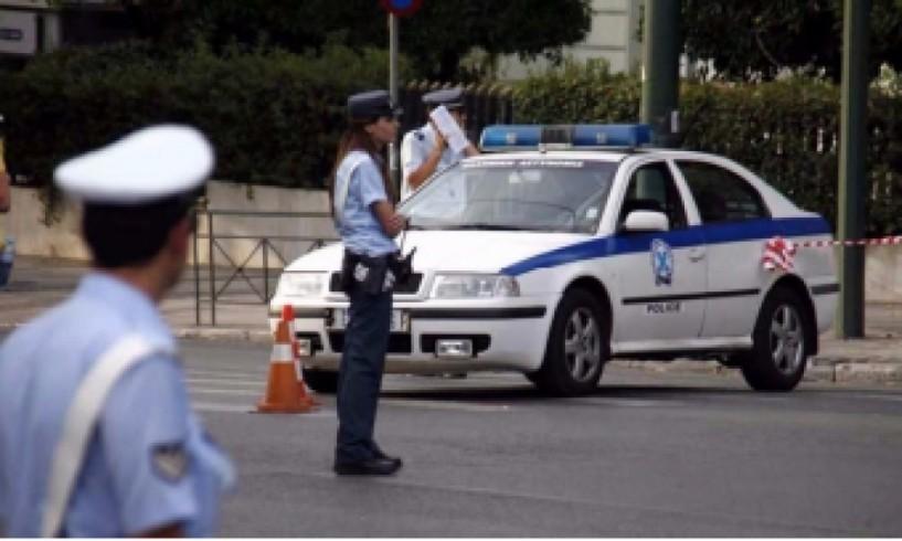 Προσωρινές κυκλοφοριακές ρυθμίσεις για την εκτέλεση εργασιών ενίσχυσης οδικού άξονα για τη διέλευση υπερμεγέθους – υπέρβαρου οχήματοςγια λογαριασμό της εταιρείας ΤΕΡΝΑ Α.Ε