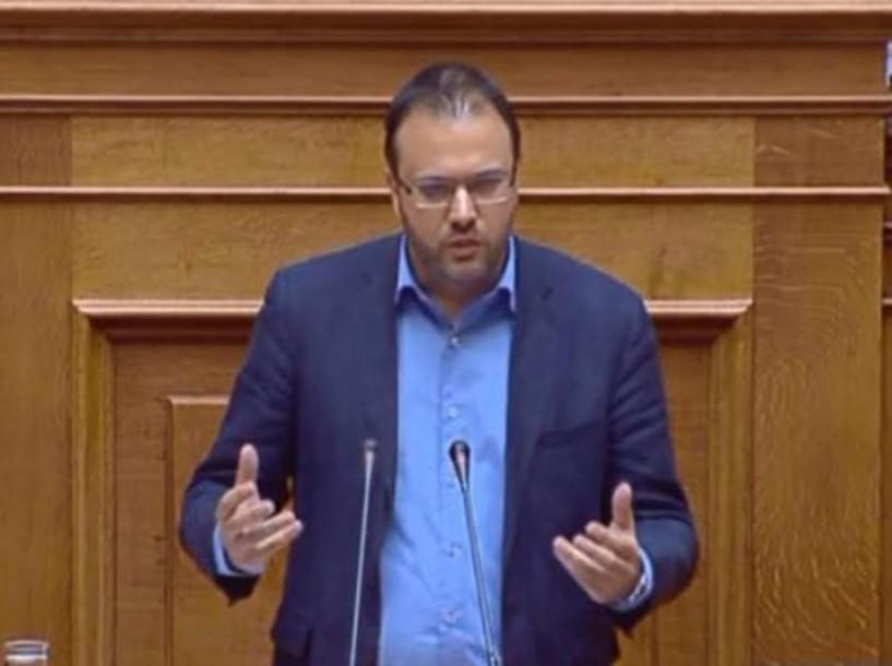 Ομιλία Θανάση Θεοχαρόπουλου στη Βουλή σε νομοσχέδιο του υπουργείου Περιβάλλοντος και Ενέργειας – Πρόταση τροπολογίας για τον ΕΛΓΑ