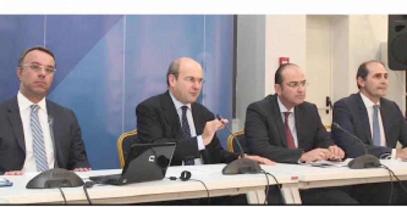Παρουσιάστηκε   η πρόταση της Ν.Δ. για το πλαστικό χρήμα στις συναλλαγές