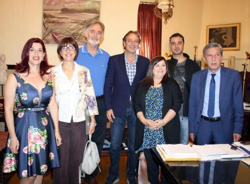 Στα Ιωάννινα τα ΔΗ.ΠΕ.ΘΕ. Μακεδονίας, Ηπείρου και Θράκης εκκίνησαν επί της Εγνατίας Οδού τις πρώτες κοινές τους δράσεις