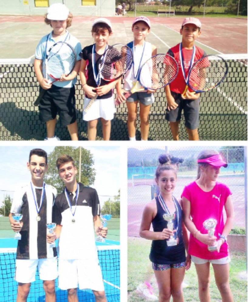 Επιτυχίες των αθλητών του Ερμή στο 4ο Ε2 πανελλαδικό πρωτάθλημα και στο 4ο ατομικό προπαιδικό