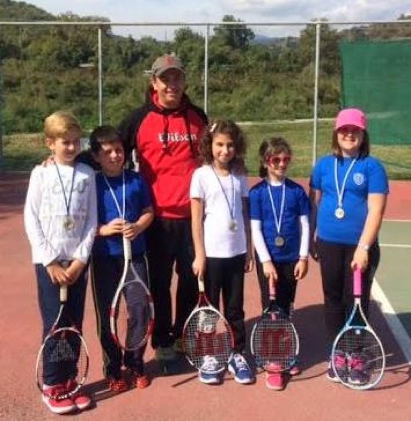 Στην όμορφη γιορτή του τένις ο Όμιλος Αντισφαίρισης Νάουσας