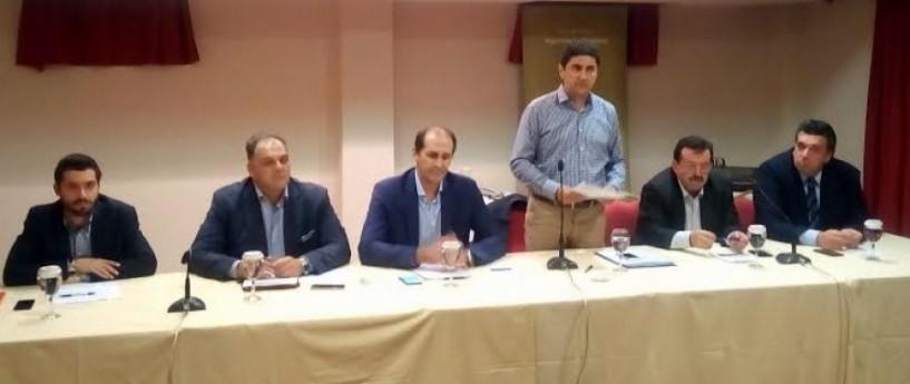 Κοστολογημένο πρόγραμμα στήριξης του αγροτικού τομέα στη ΄Συμφωνία Αλήθειας΄ της Ν.Δ. Παρουσίαση των προτάσεων στη Βέροια από τον Λευτέρη Αυγενάκη