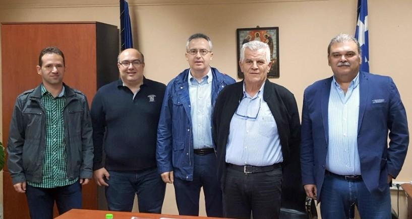 Θετική αύρα από τη συνάντηση του Ιατρικού Συλλόγου με τον διοικητή του νοσοκομείου Ημαθίας