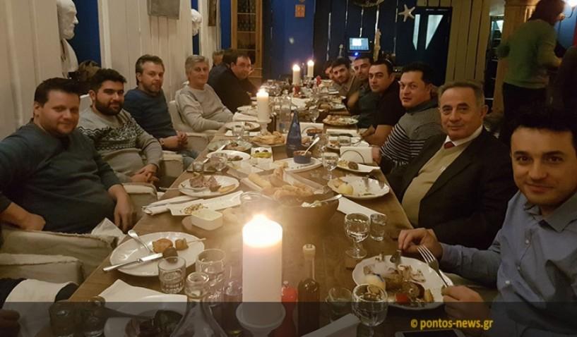 Ποντιακό παρακάθ΄ με άρωμα Ημαθίας σε ελληνικό εστιατόριο της Μόσχας