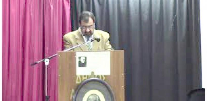 Στις 4 Νοεμβρίου - Διάλεξη του καθηγητή Γ.Α. Πίκουλα  για την άγνωστη Μικρά Ασία στη «Στέγη»