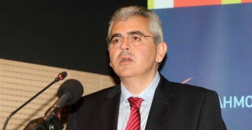 Μαξ. Χαρακόπουλος: «Η κυβέρνηση δεν ασκεί καμία πίεση για την άρση του ρωσικού εμπάργκο»