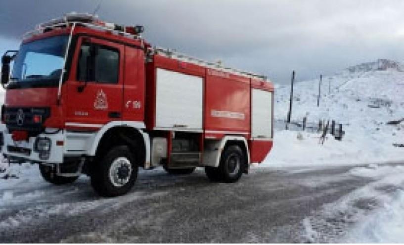 ΠΥΡΟΣΒΕΣΤΙΚΗ ΥΠΗΡΕΣΙΑ ΒΕΡΟΙΑΣ: Απαγορεύεται το άναμμα φωτιάς στην ύπαιθρο και στα δάση από 1 Μαΐου έως 31 Οκτωβρίου