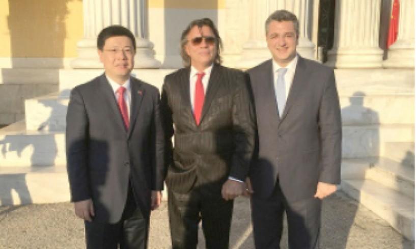Στο 1ο Ελληνοκινεζικό φόρουμ  ο Περιφερειάρχης Κεντρ. Μακεδονίας
