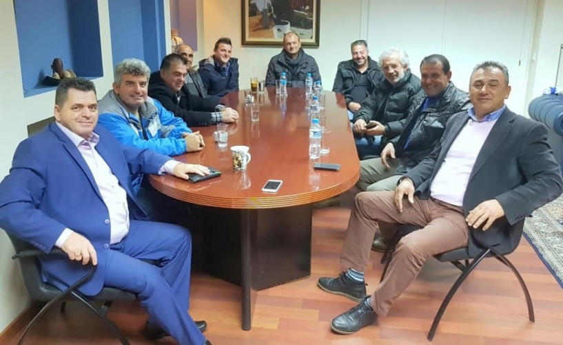 Καλαϊτζίδης στους αγρότες: Αν δεν αντιστραφεί η κατάσταση θα καταρρεύσει ο πρωτογενής τομέας