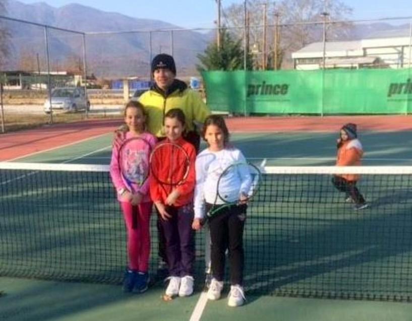 Επιτυχίες σε Λιτόχωρο και Αριδαία για τον Όμιλο Αντισφαίρισης