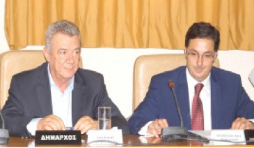 Προϋπολογισμός και Πλαίσιο Δράσης  στο Δημοτικό Συμβούλιο Αλεξάνδρειας