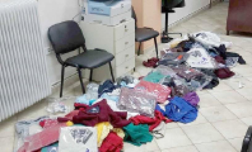 Κατασχέθηκαν   «μαϊμού» προϊόντα από τη Δημοτική Αστυνομία Βέροιας