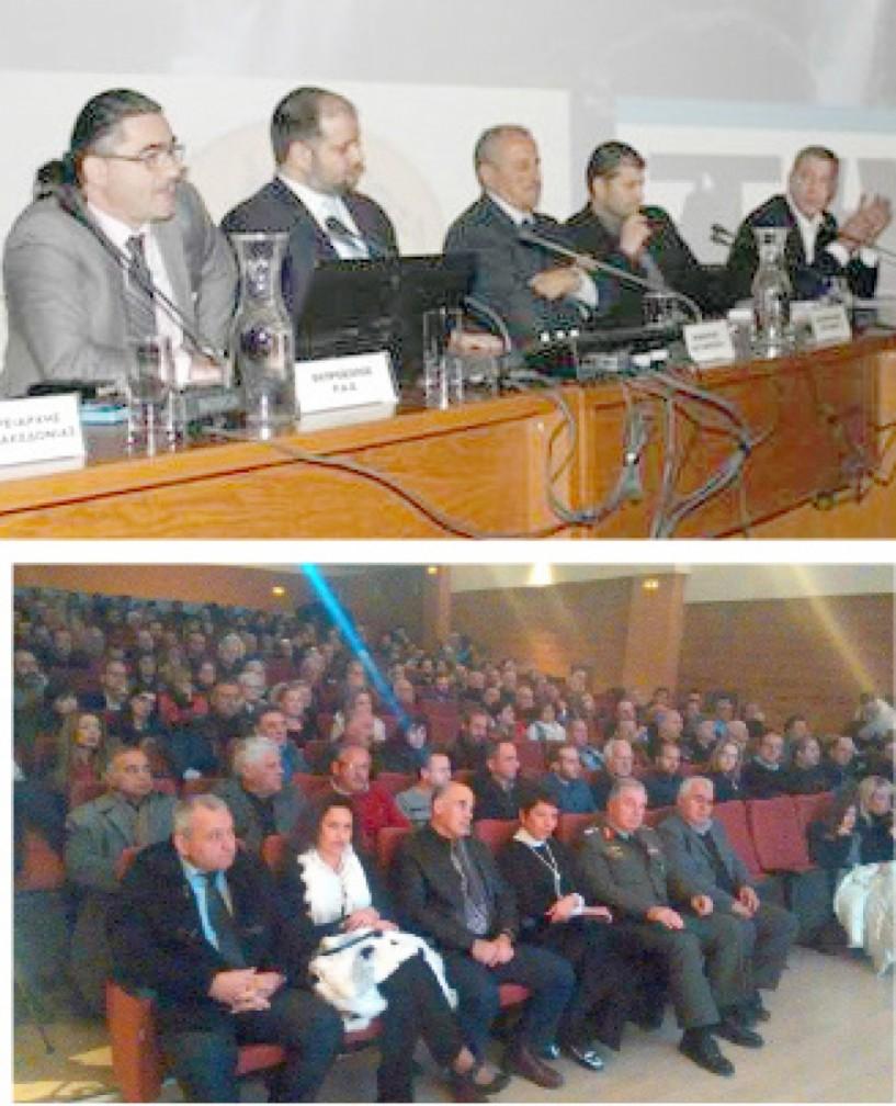 Συστάσεις της νέας Νάουσας έκανε ο Δήμαρχος Νίκος Κουτσογιάννης - Καθαρά και «πράσινα» έσοδα για πάντα από την αξιοποίηση του νερού