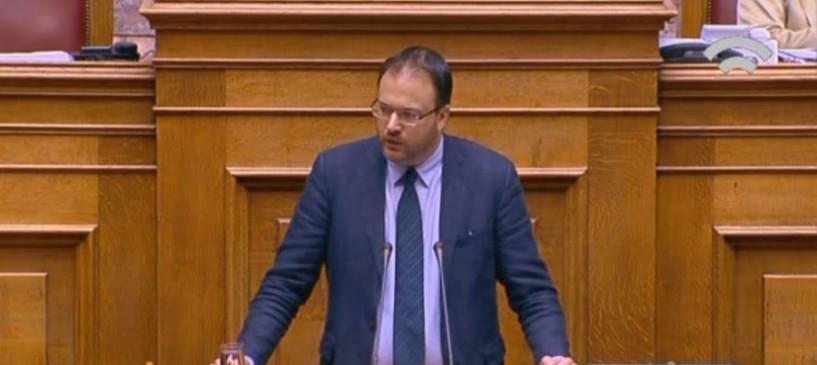 Θεοχαρόπουλος στη Βουλή: Είμαστε σταθερά με την κοινωνία, απέναντι στις εμμονές του Σόιμπλε και την αναποτελεσματικότητα Τσίπρα. Βίντεο