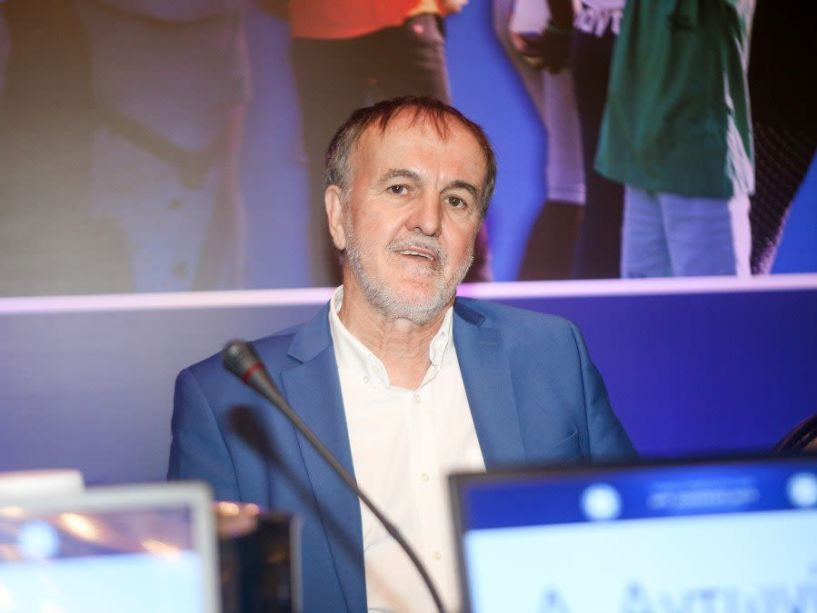 Η πρόταση του αντιπροέδρου της ΕΠΟ Στέργιου Αντωνίου για Γ' Εθνική