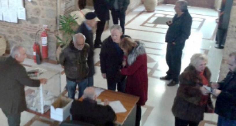 Μέσα στην εβδομάδα η σύνθεση της νέας Ν.Ε. ΠΑΣΟΚ Ημαθίας  που εκλέχθηκε την Κυριακή