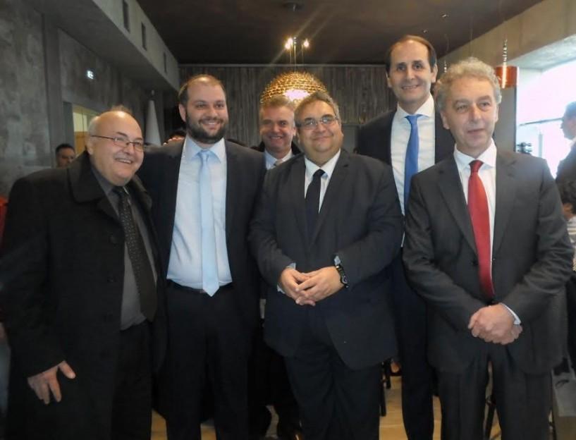 Χαμόγελα, παρουσίες και απουσίες στη βασιλόπιτα του δήμου Νάουσας