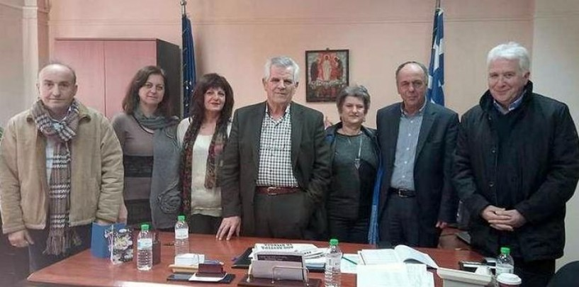 Βουλευτές και στελέχη του ΣΥΡΙΖΑ στα νοσοκομεία Βέροιας και Νάουσας. Ενθαρρυντική η εικόνα για το μέλλον της υγείας στην Ημαθία