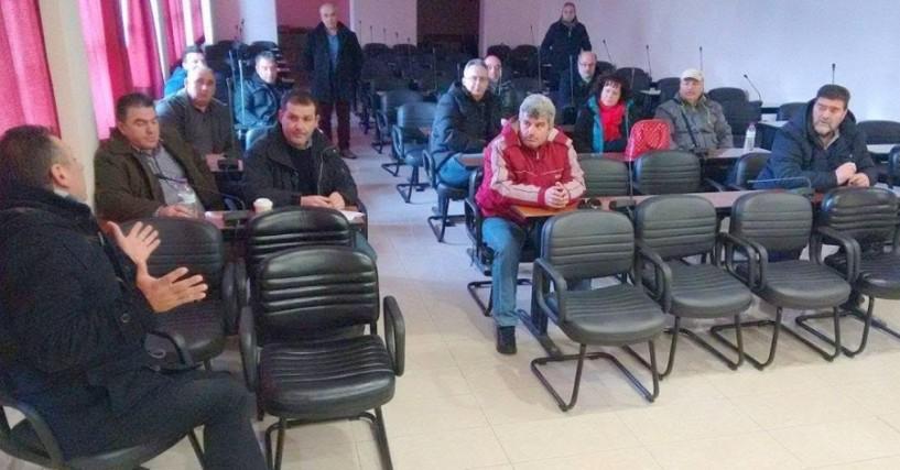 Σύσσωμοι οι τοπικοί φορείς στηρίζουν με τη συμμετοχή τους το αγροτικό συλλαλητήριο της Δευτέρας 23 Ιανουαρίου στην Πλατεία Δημαρχείου