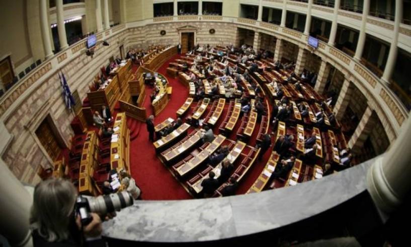 Με διάσταση απόψεων μεταξύ των κομμάτων, έρχεται στη Bουλή ο νέος εκλογικός νόμος