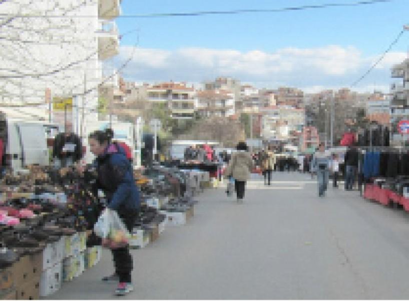 5.000 άδειες πλανόδιου εμποδίου για παραγωγούς αγροτικών προϊοντων ενέκρινε το Περιφερειακό Συμβούλιο Κεντρικής Μακεδονίας