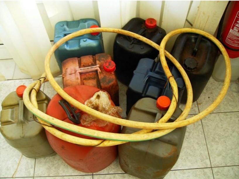 Έκλεψαν 40 λίτρα πετρέλαιο από ρεζερβουάρ εκχιονιστικού στη Βέροια