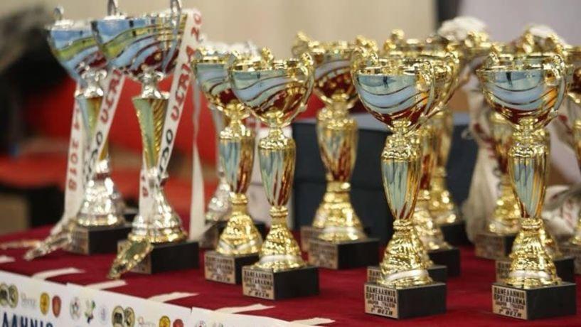 Ο Φίλιππος Αμυνταίου πρώτευσε στο πανελλήνιο πρωτάθλημα ανδρών/γυναικών του Τζούντο