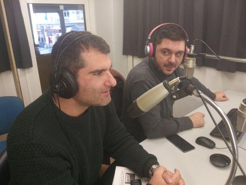 «Λαϊκά & Αιρετικά» (20/2): Συνέντευξη Τόλκα στον ΑΚΟΥ 99.6, πιέσεις στην κεντροαριστερά, ατζέντα εκδηλώσεων