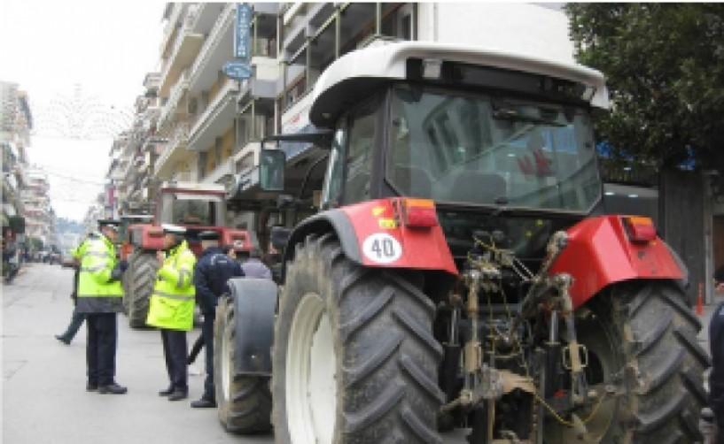 ΛΑΪΚΗ ΣΥΣΠΕΙΡΩΣΗ ΔΗΜΟΥ ΒΕΡΟΙΑΣ - Στήριξη στις αγροτικές κινητοποιήσεις