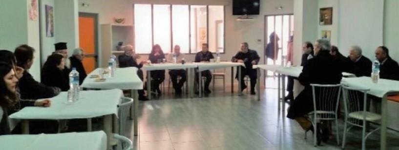 Η ανάγκη μιας στέγης βραχείας φιλοξενίας ΑμΕΑ και ενός δεύτερου κέντρου διημέρευσης σε συνάντηση στα ΄Παιδιά της Άνοιξης΄