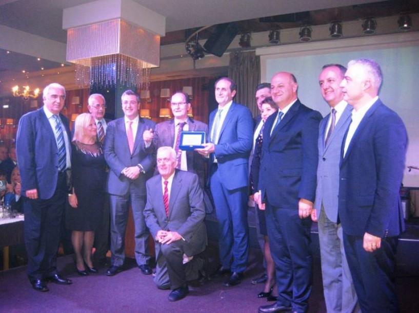 Βραδιά συγκίνησης και τιμής στον Γιώργο Παπαστάμκο από τη ΝΟΔΕ Ημαθίας (ΦΩΤΟ)